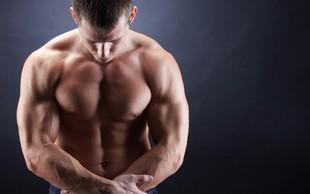 Izoblikujte zavidljive prsne mišice