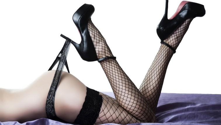 Ko ženske razmišljajo s ščegetavčkom (foto: Shutterstock.com)