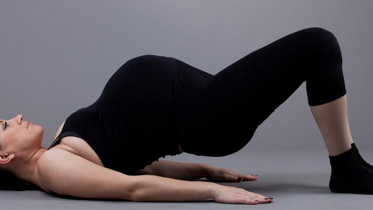 Kaj smem početi v tretjem trimesečju nosečnosti? (foto: Shutterstock.com)