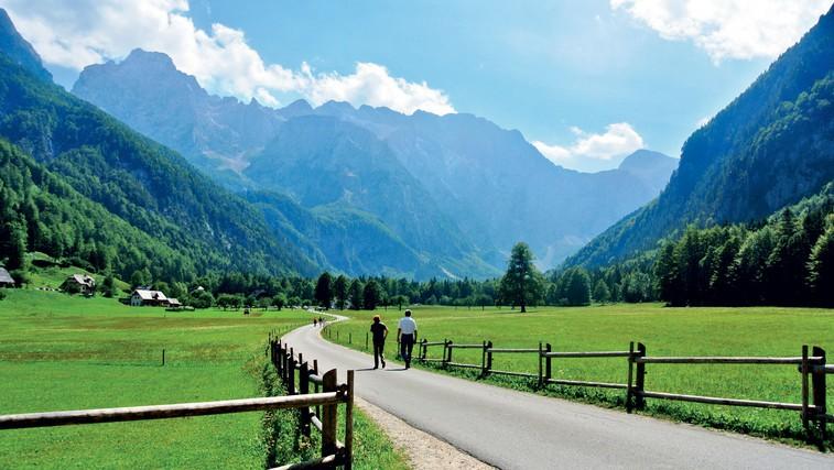 Enodnevni izlet: Krajinski park Logarska dolina (foto: Tina Lucu)