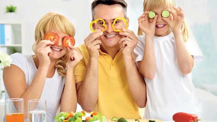 Kakšen je tipičen vegetarijanec (foto: Shutterstock.com)