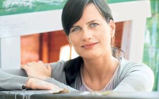 """Karin Ziherl: """"Z vegansko hrano se povečata energija in občutljivost za čustva ..."""""""