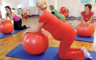Plesna priprava na porod