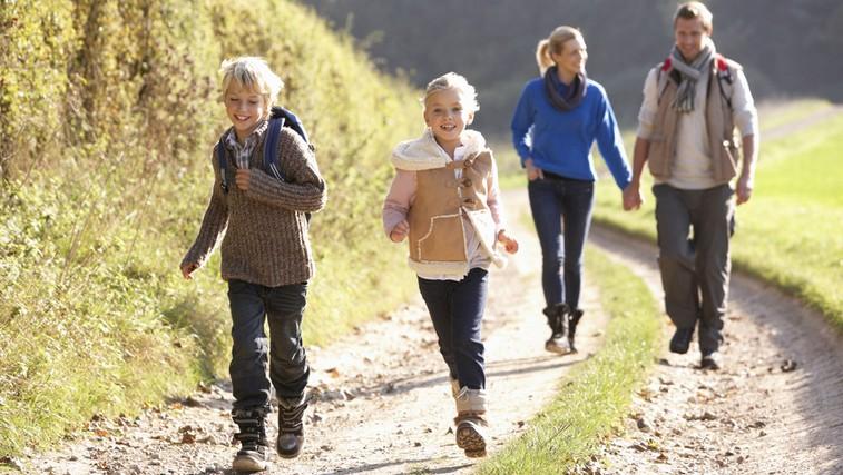 Pohodniške tematske poti za vso družino (foto: Shutterstock.com)