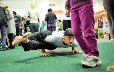 Kaj lahko pridobite s prakso joge kot tekač?