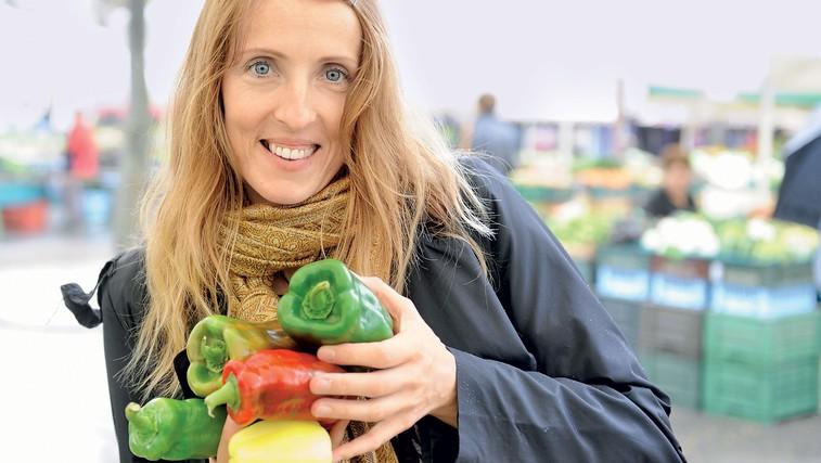 Zelenolistje je hrana prihodnosti (foto: Primož Predalič)