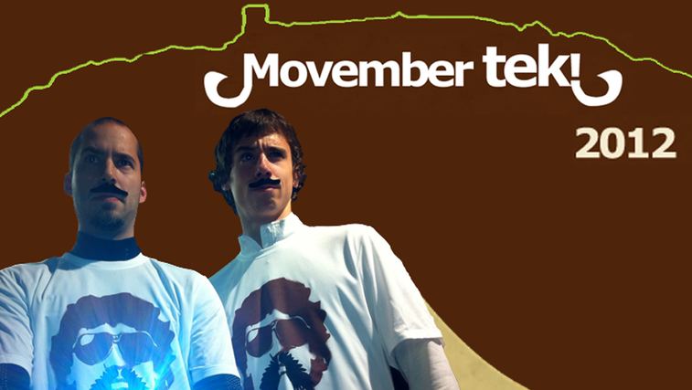 Movember tek - dobrodelni tek s stilom! (foto: www.pulzsport.si)