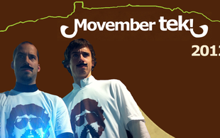 Movember tek - dobrodelni tek s stilom!