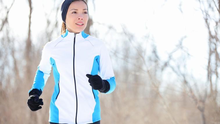 Nasveti za zimski tek (foto: Shutterstock.com)