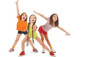 Ples - rekreacija in učenje za otroke