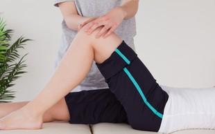 Ali tek res uničuje kolena?