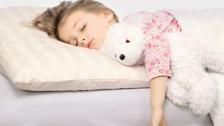Ali vaš otrok dovolj spi?