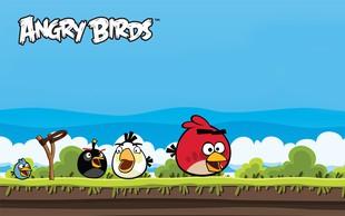 1. slovensko Angry Birds prvenstvo se bliža koncu!