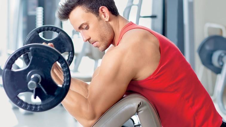 Kako začeti trenirati v fitnesu (foto: Shutterstock.com)