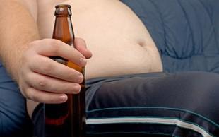 Kako izgubiti maščobne blazinice okoli pasu?