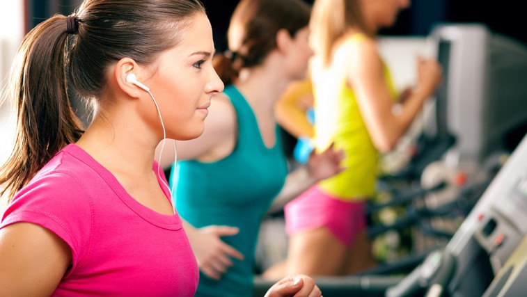 Kaj najprej - kardio ali trening z utežmi? (foto: Shutterstock.com)