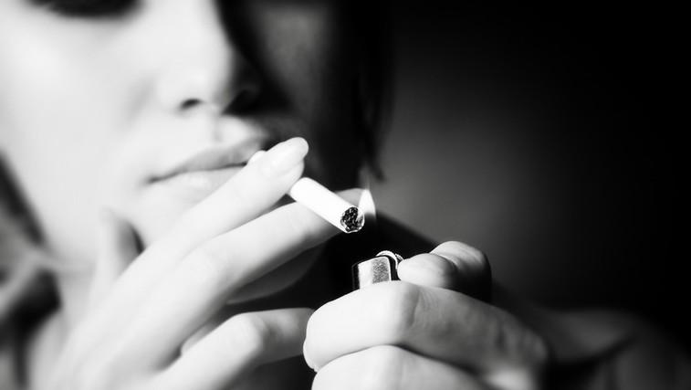 Ženske in kajenje - kako vam lahko kajenje škoduje? (foto: Shutterstock.com)