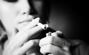 Ali poskušate zanositi? Ne kadite.