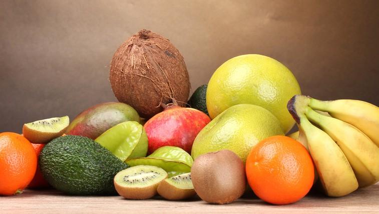 Eksotično sadje varuje vaše zdravje (foto: Shutterstock.com)