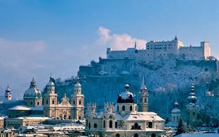 Zimski izlet v Salzburg