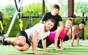 Smo v športu uspešnejši s treningom stabilizatorjev trupa?