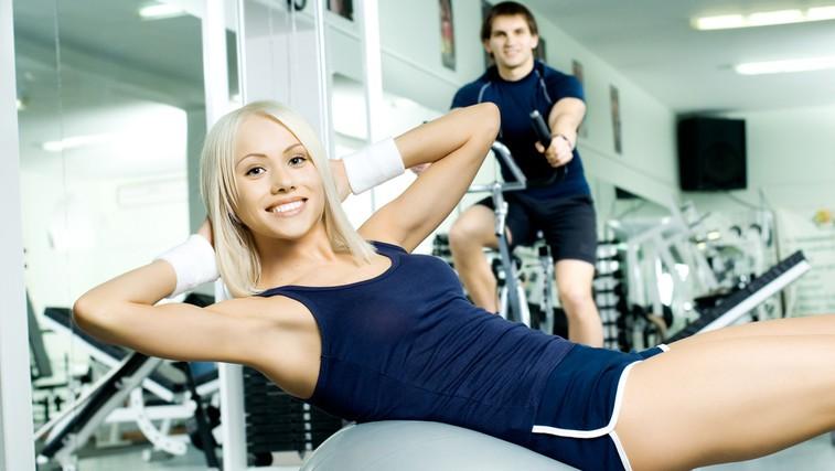 Preprost in učinkovit trening za jedro (foto: Shutterstock.com)