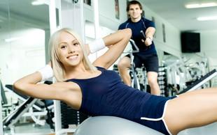 Preprost in učinkovit trening za jedro