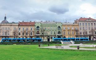 Foto utrinki: Potep po središču Zagreba