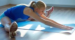 Pasivno raztezanje pred vadbo in po njej - da ali ne?