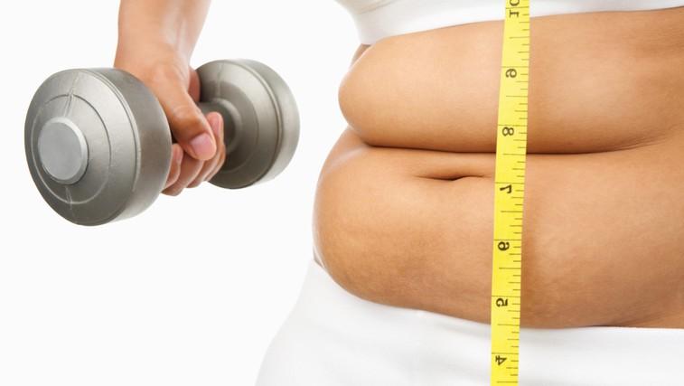 Prekomerna teža in vadba (foto: Shutterstock.com)