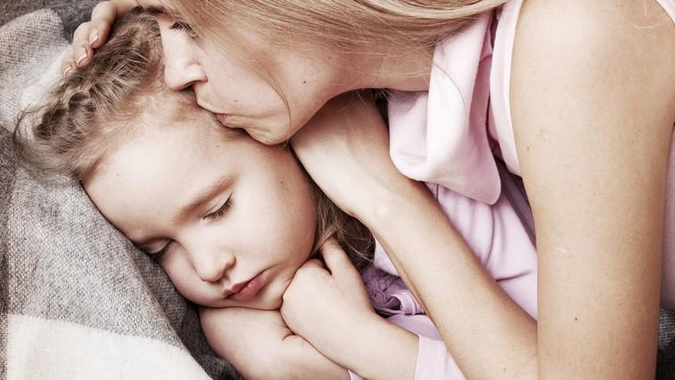 Kako otroku pomagati pri težavah z dihali (foto: Shutterstock.com)