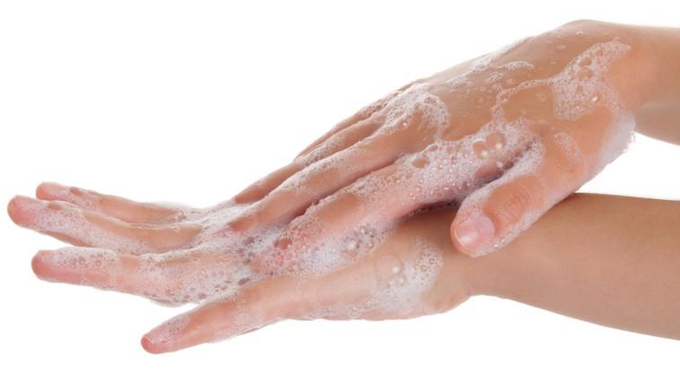 Čiste roke rešujejo življenja! (foto: Shutterstock.com)