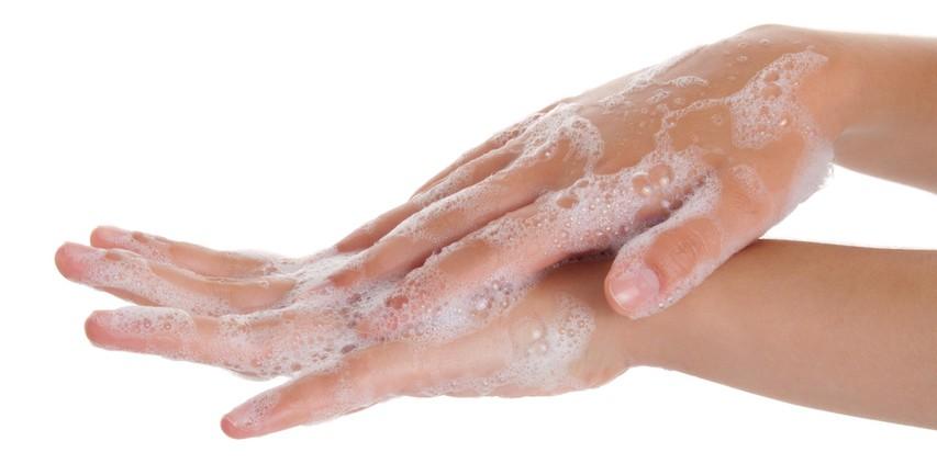 Čiste roke rešujejo življenja!