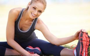 Spoznanja o koristi redne in zmerne telesne vadbe