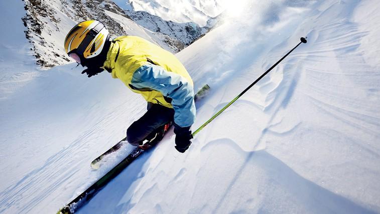 Dinamično ogrevanje za smučarje in deskarje (foto: Shutterstock.com)