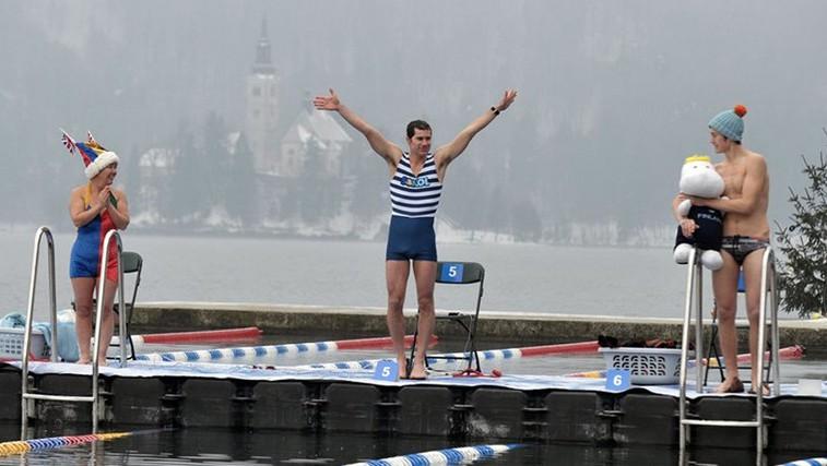 Valentinov pohod ali skok v Blejsko jezero? (foto: Promocijsko gradivo)