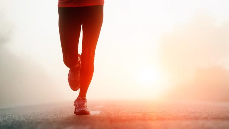 Tek naj bo zdrav, sproščen in hkrati v užitek. (foto: Shutterstock.com)