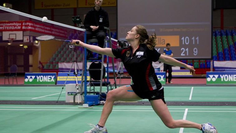 Badminton kot kakovosten aerobni trening (foto: Shutterstock.com)
