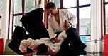 Beseda aikido torej pomeni pot harmonije z naravo.