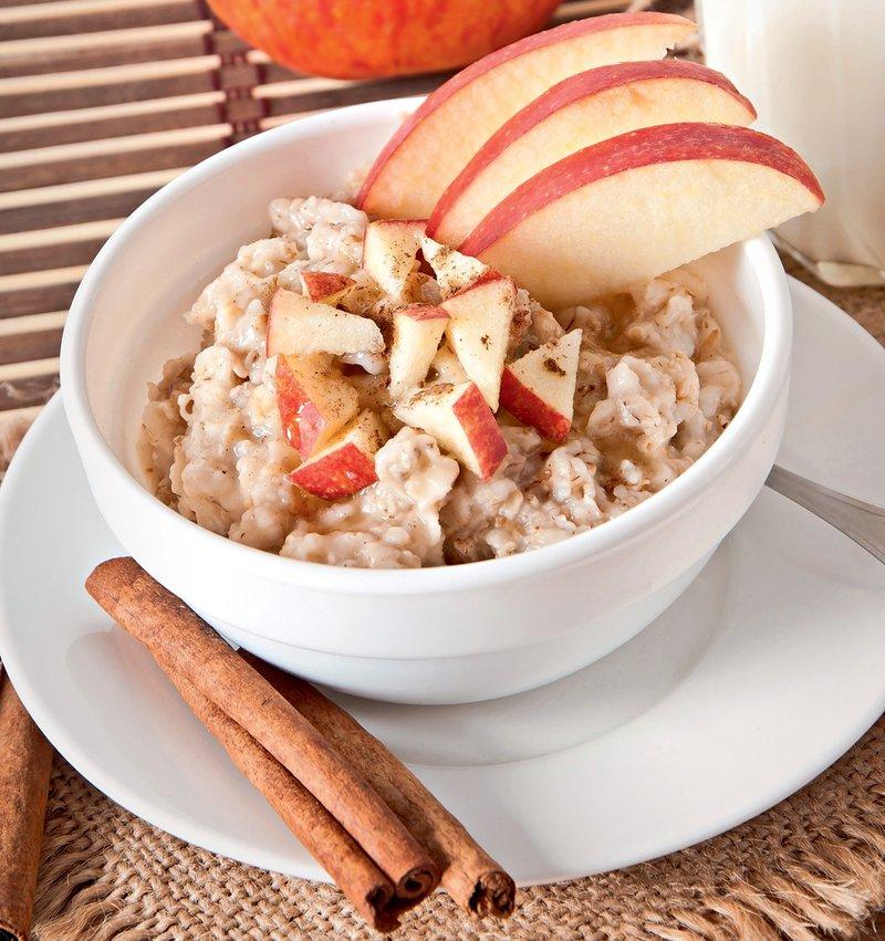Misli z orehi, brusnicami in jabolkom
