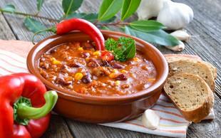 Obrok za moč: Chili con carne