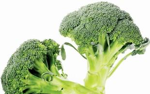 Brokoli – drobljivo zelje