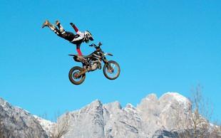 Matej Cesak - čudežni deček na motorju