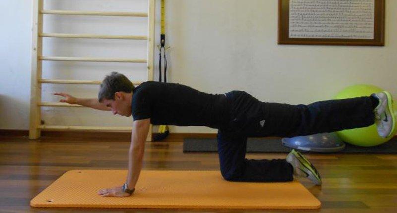 Vaja 1 za stabilizatorje trupa