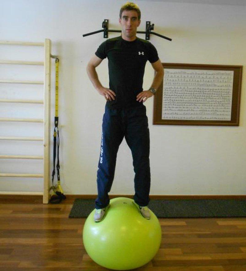 Vaja 3 za stabilizatorje trupa