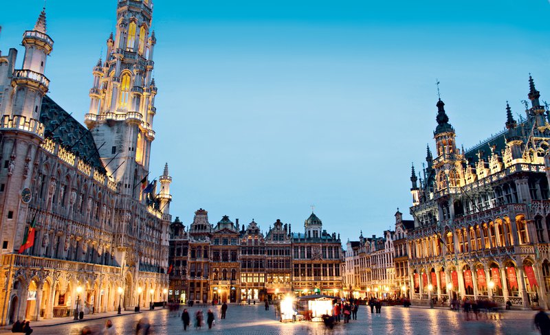 Grote Markt, Bruselj, Belgija
