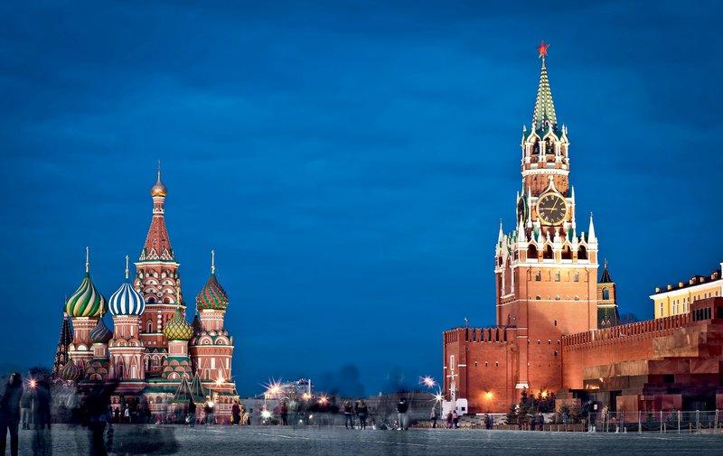 Rdeči trg, Moskva, Rusija