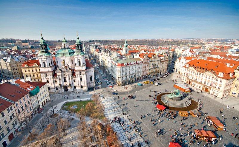 Staromestni trg, Praga, Češka