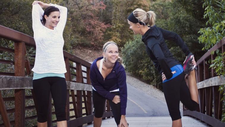 S tekom do boljše samopodobe (foto: Shutterstock.com)