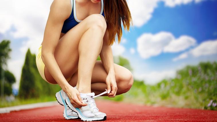 Kako izbrati ustrezno tekaško obutev (foto: Shutterstock.com)
